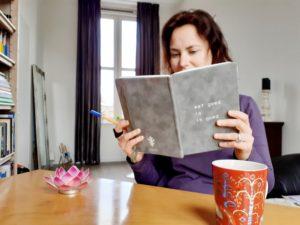 Schrijven doe je in een mooi boekje